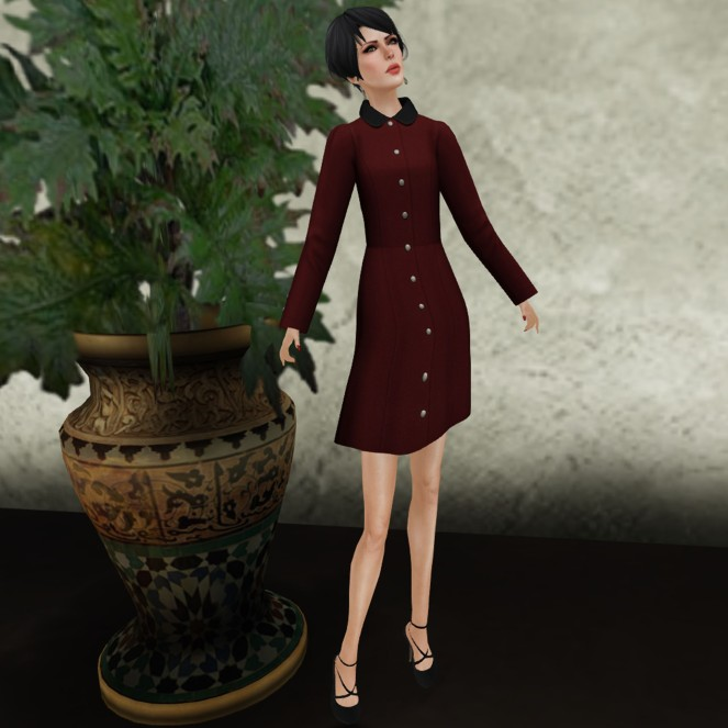 NYU Dress