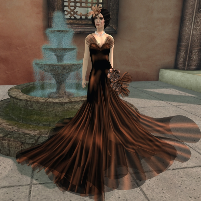Romance Couture Rea Rust Midday