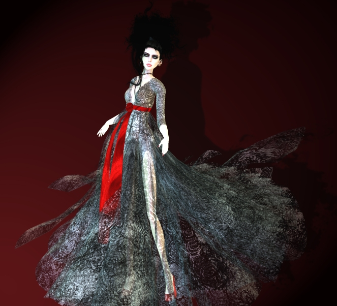Romance Couture Wraith Night Group Gift