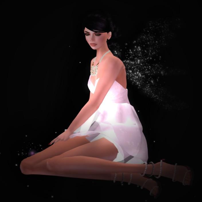Bubblez Design Angel Outfit POE6