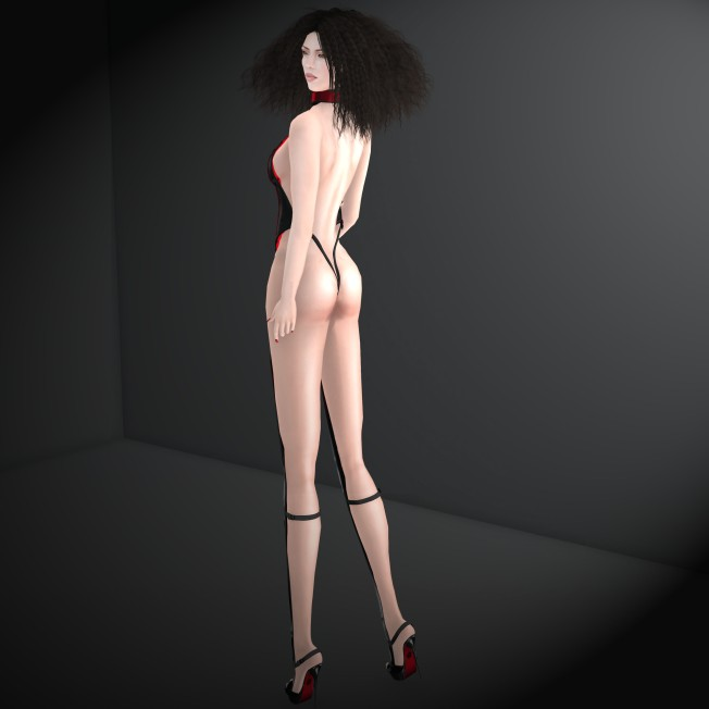 LoveMe Candice Skin  Vanilla and r2 ADE enbi suit 2