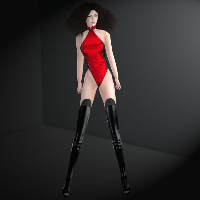 LoveMe Candice Skin  Vanilla and r2 ADE enbi suit