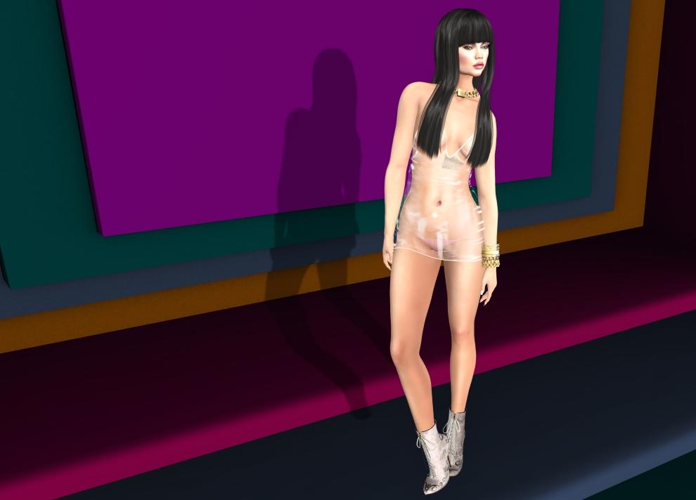 Pin Up Elle Dress