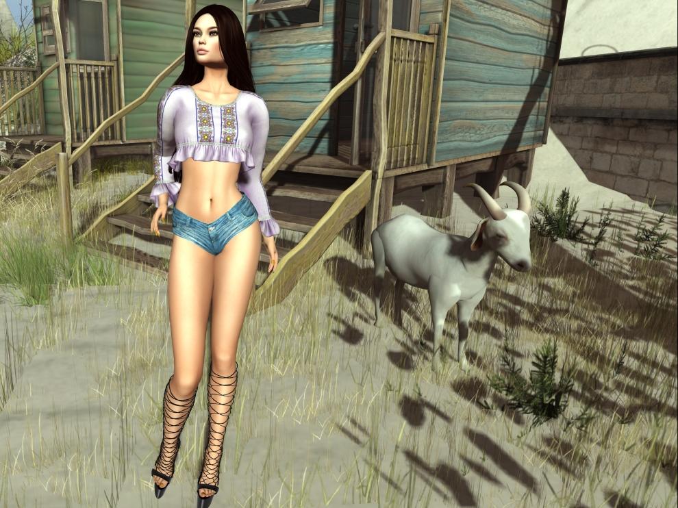 Pin Up Aurelia Outfit 1